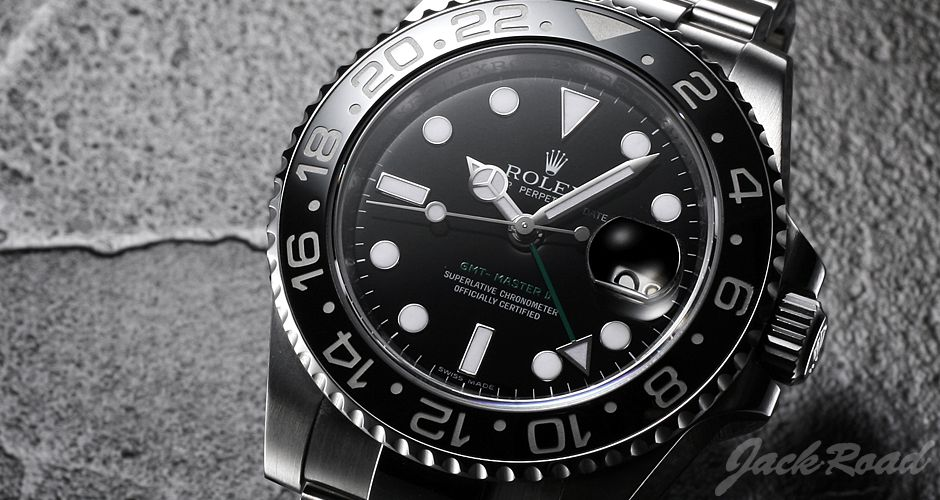 ROLEX GMT�ޥ�����II(GMT-MASTER II) / Ref.116710LN