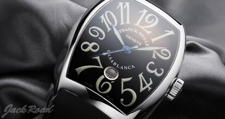 �ե���ߥ�顼 FRANCK MULLER �����֥�� �ǥ���(Casablanca Date) / Ref.8880CASADT