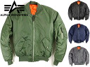 ALPHA INDUSTRIES ノックスアーモリー MA-1 flight jacket (the MA1 KNOX ARMORY military)