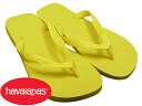 Havaianas-havaianas flip flops top citrus yellow ( TOP bison )