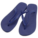 Hawaiian announcers havaianas beach sandal top marine blue (the TOP B sun)