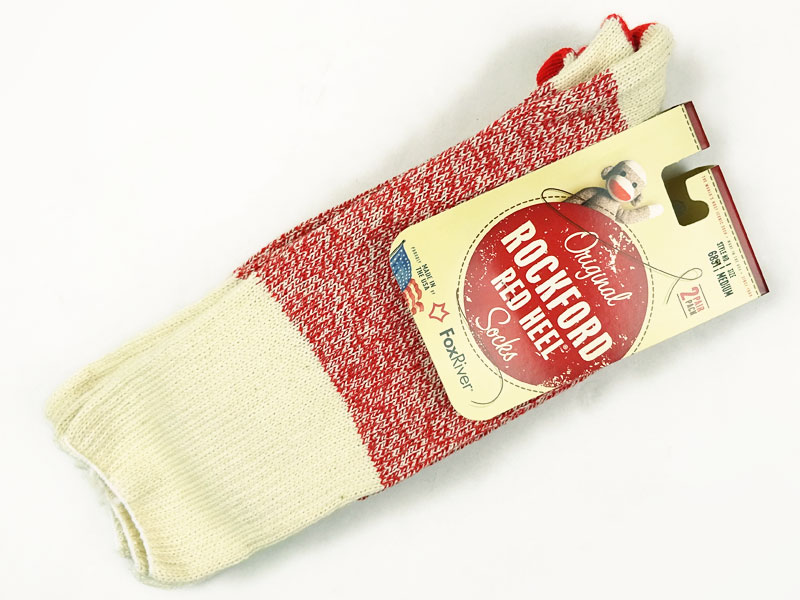 Jalana | Rakuten Global Market: Fox River FOX RIVER red heel socks ...