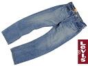 Levi's LEVI's 501 original straight jeans ユーズドウォッシュ 3 years ( ( jalana wash 3years )