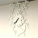 Ivy Time (Ivy time) Ivy original clock designers | wall clock | clock | clock | Homewares | steel | design | wall clocks | fashionable | stylish interior clock