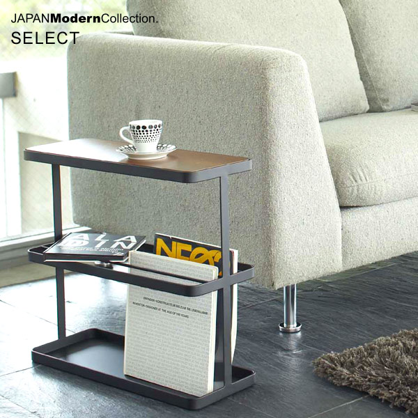 Side table tower