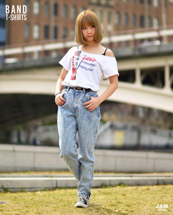 バンドTシャツl_1