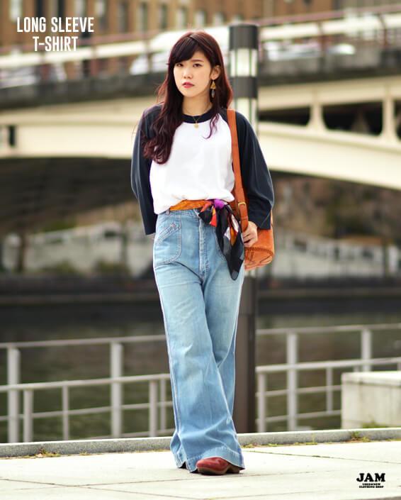 ロングTシャツ ロンTl_3