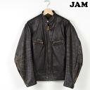 The 70's single lay jacket mens L vintage /wef5250 150307