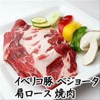 イベリコ豚 ベジョータ 肩ロース 焼肉