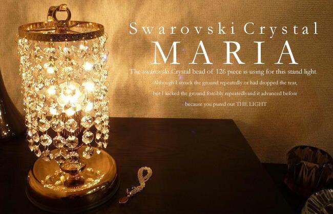 使用施华洛世奇水晶灯架图片