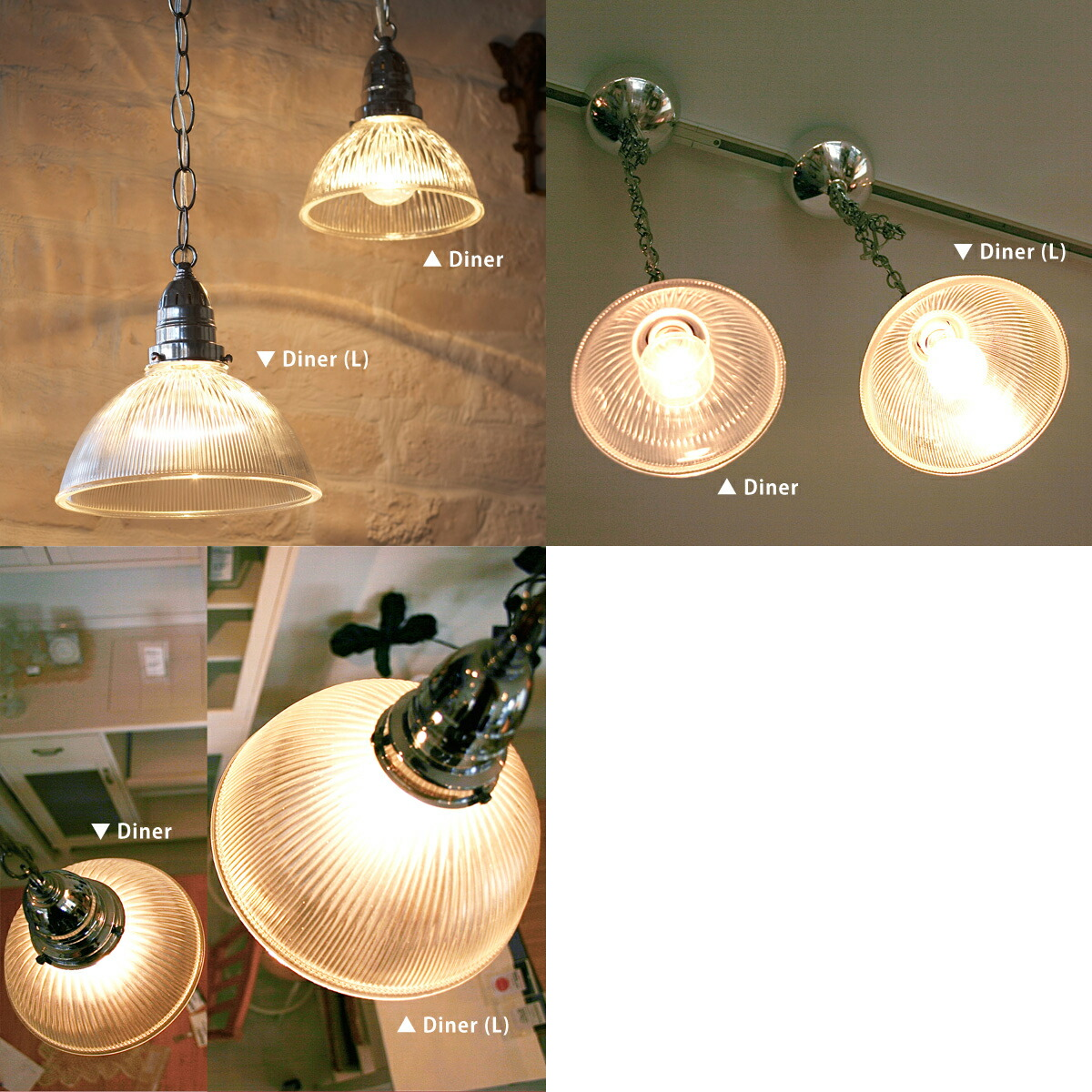 japanbridge  Rakuten Global Market: Western-style pendants lights lighting glass ...