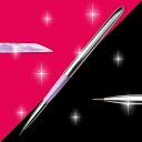 젤 네일 브러쉬 라이너 캡 달린 분홍색 細筆 fs3gm