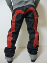 Pepsi EGD20012XDR Daikoku red paint loose straight No2No2001 10P13sep10 Ebisu jeans points