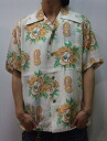 Ukulele with the Emporium gds0007 gardener hibiscus print Aloha shirts limited production 05P25Jun 12 points