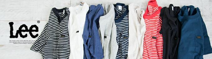 【Lee リー】1P 半袖ポケットTシャツ LT2000