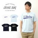 """St."" PETERSBURG JEANSBUG ORIGINAL PRINT T-SHIRT original St. Petersburg American casual print short sleeves T-shirt"