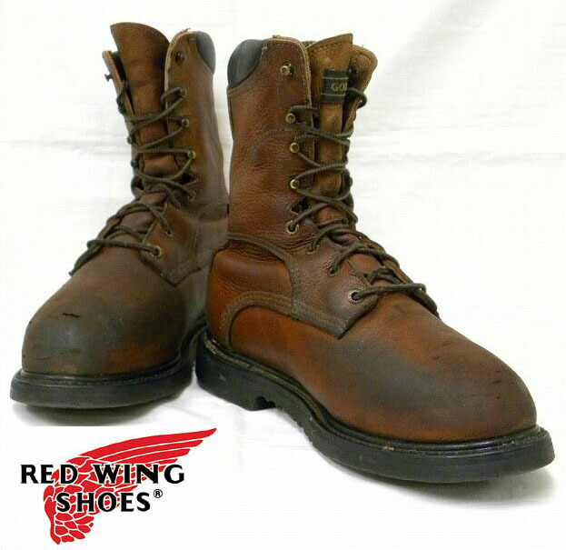 JEANSBUG   Rakuten Global Market: RED WING Red Wing USED 8 ホール ...