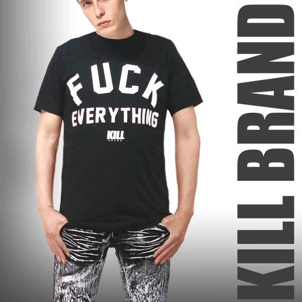 Jellybeans Select Rakuten Global Market 25 Off Fack Everything Logo T Shirts Rock T
