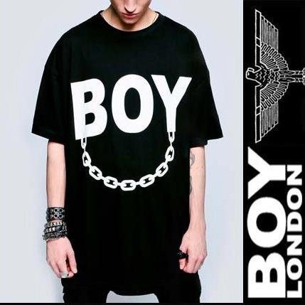 BOY LONDON �ܡ������ɥ��LONG CLOTHING �?�ܥ�������Υ����T����ĥ�å���...