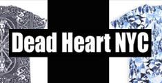 ストリートファッション・スケーターなど様々なジャンルで活躍。DEAD HEART NYC(デッドハートエヌワイシー)