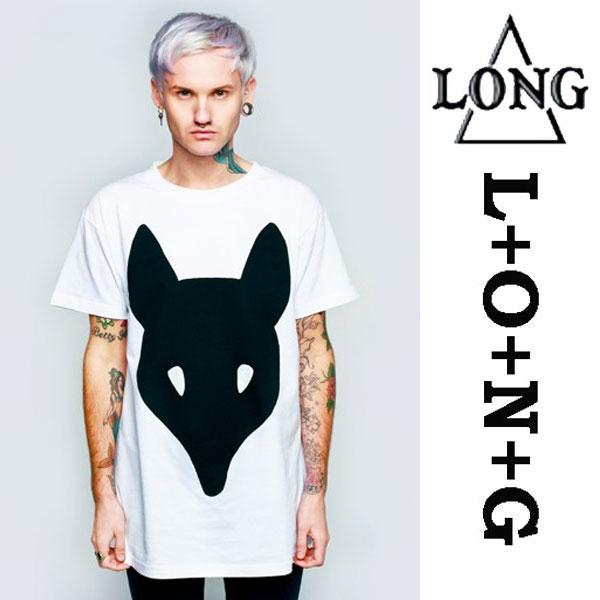 LONG CLOTHING�ڥ���?����FOX - WHITE ����ե��å�T����� ��å� ��...