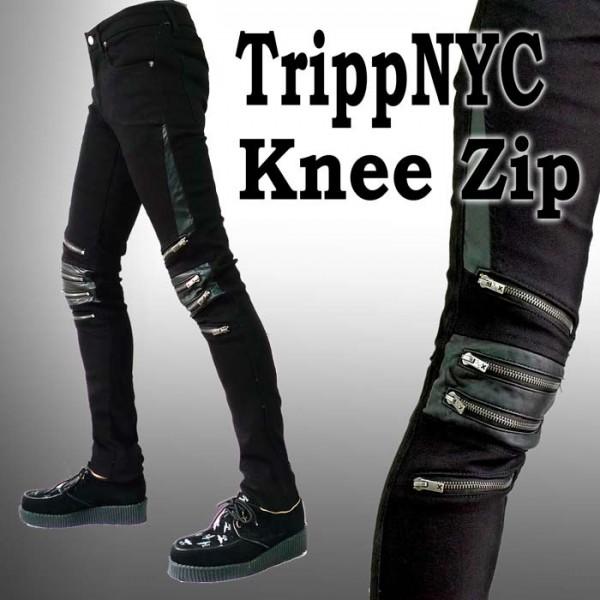 TRIPP NYC �ȥ�å� �˥塼�衼�� ɨ��ZIP�ǥ�������ѥ��ȤΥ����ˡ��ѥ�� ...
