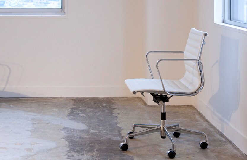 Aluminum Group Management Chair Flat Pad