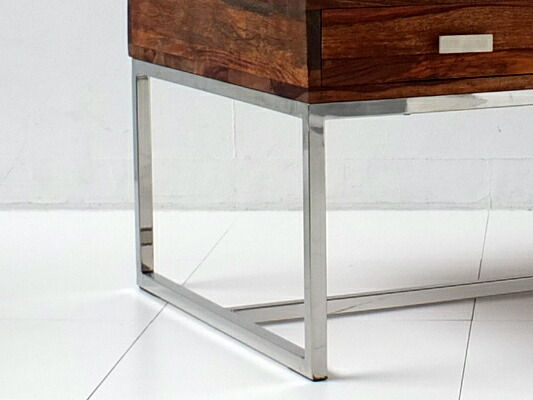 Chrome Coffee Table