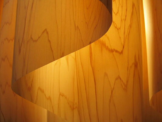 Auro Wood Floor Lamp