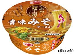 エースコック/味わい麺工房香味みそラーメン66g×12食