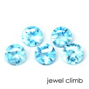 ( round about 5 mm and 2 stone ) reasonable ルースス tones of Blue Topaz ( バフトップ )