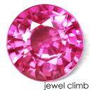 粉紅藍寶石和露絲 0。69 CT