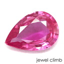 粉紅藍寶石和露絲 0。71 CT