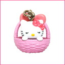 Stork Kitty fastener mascot (basket) strap ◆ character-limited collaboration accessories. It is Kitty accessories present gift fs3gm the limited goods which are most suitable for a present