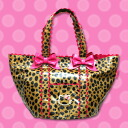 30 %OFFtinkpink x Leopard Tote: think pink Hello Kitty HELLO KITTY: Kitty accessories Christmas wrapping