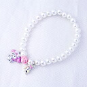 My Melody pearl bracelet (Inco) 40th anniversary My Melody mymelody bracelet birthday gift gift wrapping