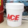 アメリカンバケツ エースハードウェア(ACE Hardware) 約19リットル サイズL