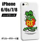 ラットフィンク iPhone7/6/6s ケース ホワイト