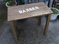 テーブルの完成