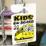 ����� �ѡ����ѡ��ߥå� KIDS ON BOARD