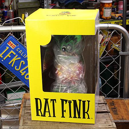 ��åȥե��� �ե����奢 RAT FINK 8�ܡ��� DUNK�γ���