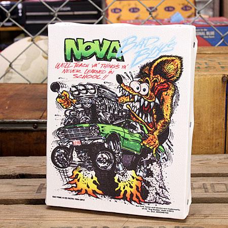 ��åȥե��� �ݥ����� �����Х��ѥͥ� Rat Fink NOVA ������S