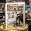 ����ꥫ��ƥꥢ�ץ졼�� M������ �롼��66(ROUTE66) Hi-Way CAFE