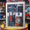 ����ꥫ��ƥꥢ�ץ졼�� M������ �롼��66(ROUTE66) GAS PUMP