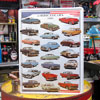 ����ꥫ��ƥꥢ�ץ졼�� M������ AMERICAN CARS 1950