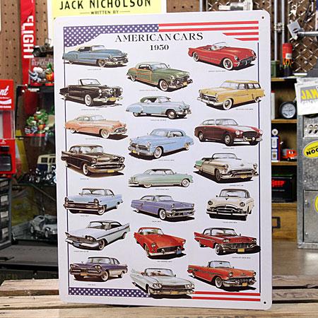 ����ꥫ��ƥꥢ�ץ졼�� AMERICAN CARS 1950 ������M
