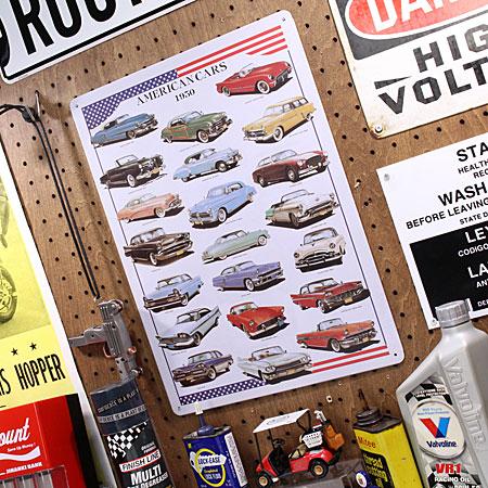 ����ꥫ��ƥꥢ�ץ졼�� AMERICAN CARS 1950 ������M�Υ��å�