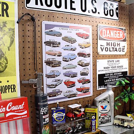 ����ꥫ��ƥꥢ�ץ졼�� AMERICAN CARS 1950 ������M�λ�����