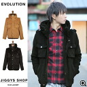 ◆Men's jacket men older brother system jacket military jacket military fashion outer older brother system fashion older brother men fashion たけぞー of EVOLUTION( evolution) food in M-65 jacket ◆ older brother line in the fall and winter in the fall and wint