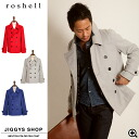 ◆It is older brother system fashion older brother men fashion melton pea coat P coat in coat outer fall and winter of Men's coat men jacket on the small side older brother of roshell( Rochelle) melton color pea coat ◆ older brother line line in the fall